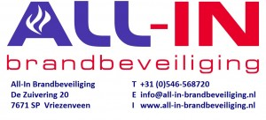 All-in logo reclame